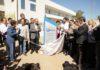 Inauguração da Escola Senai da Construção foi nesta quinta-feira, 27, nos altos da Avenida Rachid Neder, em Campo Grande - Assessoria