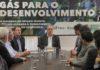 Assinatura do contrato ocorreu nesta terça-feira, 11, em ato solene na governadoria – Foto: Chico Ribeiro