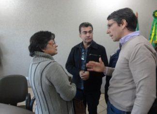 Luciano Assis, da ANTT, estabeleceu prazo de solução após reivindicação de Marçal na reunião - Foto: Divulgação