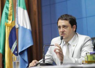 Deputado estadual Marcio Fernandes(PMDB) – Assessoria ALMS
