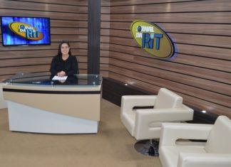 Jornal da RIT, apresentado pela jornalista Fabiane Dorta terá duas edições diárias, às 12h e 18h30 - Foto: Divulgação/RIT