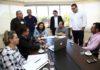Em reunião com a superintendência do MTE, a prefeita Délia encaminhou parceria para que serviços ao trabalhador sejam retomados - Foto: A. Frota