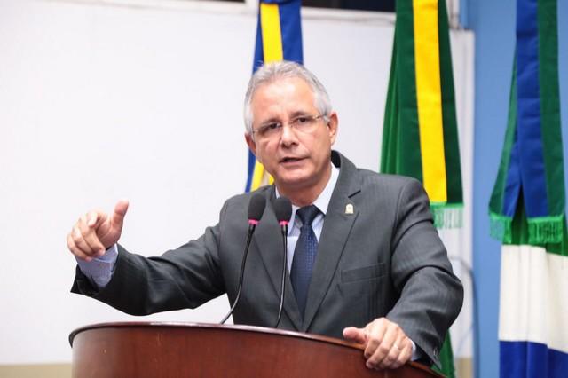 Sergio Nogueira durante a sessão desta segunda-feira, 24 - Divulgação