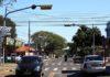 Semáforo no cruzamento das ruas Monte Castelo e Bela Vista foi ativado nesta quarta-feira – Foto: A. Frota
