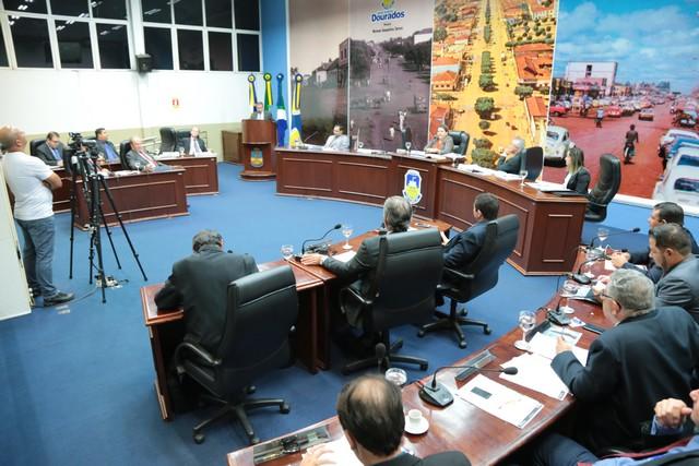Vereadores abrem trabalhos legislativo do segundo semestre de 2017 - Foto: Eder Gonçalves
