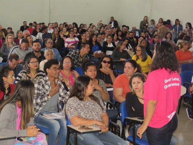 Categoria volta a se reunir na quinta-feira (27), para encaminhamentos sobre a greve - Foto: SIMTED