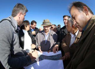 Secretário de Planejamento José Elias Moreira acompanha comissão na vistoria à BR 163 - Foto: Assecom/Arquivo