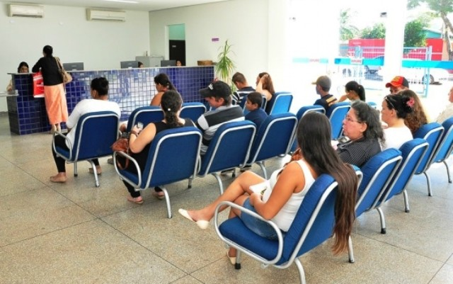 Inaugurada há três anos, Clínica da Mulher faz hoje, em média, 2500 atendimentos por mês – Foto: Arquivo/Assecom