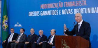 Presidente do TSE, Ives Gandra Filho, acredita em estímulo ao investimento após modernização - Foto: Alan Santos/PR