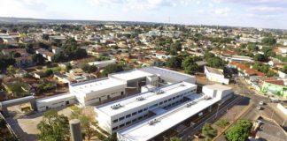 Escola da Construção fica na Avenida Rachid Neder, esquina com a Rua Caxias do Sul, Bairro Coronel Antonino - Assessoria