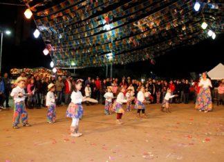 40ª Festa Junina de Dourados acontece de 07 a 09 de julho, na Praça Antônio João - Foto: Assecom/arquivo