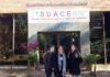 Fernanda Barbeta, gerente do Centro Internacional de Negócios da Fiems, em visita à Suace - Assessoria