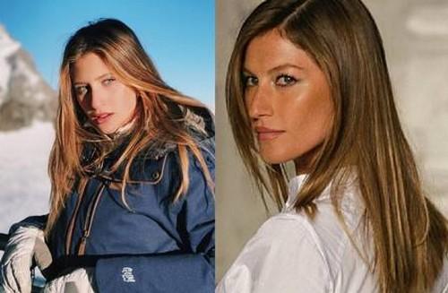 Paula Lacroix e Gisele Bündchen - Fotos reprodução/instagram