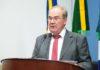 Idenor Machado solicitou a manutenção de floreiros da Avenida Marcelino Pires - Foto: Eder Gonçalves