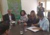 Marçal assina convênio para recursos de operação tapa-buraco em Dourados - Divulgação