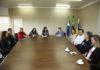 Prefeita Délia assinou na manhã desta quarta-feira, convênios com instituições de ensino e empresa de saúde – Foto: A. Frota