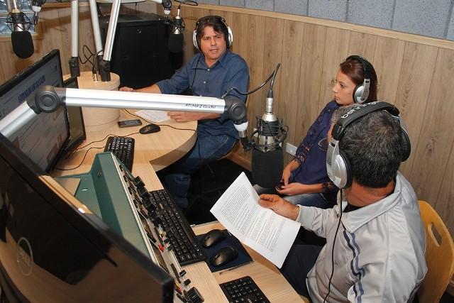 Pedro Caravina concedeu entrevista na manhã desta sexta-feira ao programa Giro Estadual de Notícias – Foto: Edson Ribeiro