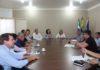 Com apoio de lideranças políticas, da população e da boa vontade da CCR MSVia, prefeita Délia consegue rever bloqueio de acessos à BR-163 - Foto: Assecom