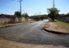 Na rua Dom João VI, parte do asfalto foi refeito por conta do dano elevado que apresentava - Foto: A. Frota