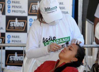 Programa Ação Cidadania será realizada neste sábado, 19, das 8h às 15h, no Bairro Moreninha 3, em Campo Grande - Divulgação