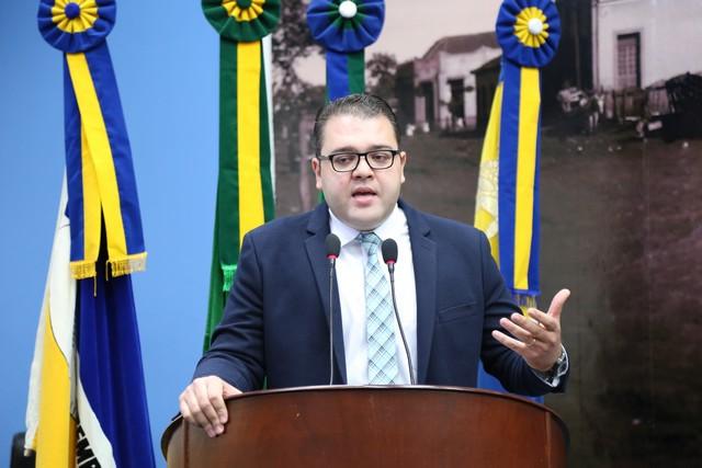 Os requerimentos foram realizados durante a sessão ordinária desta segunda-feira (21), na Casa de Leis - Foto: Eder Gonçalves