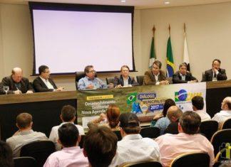 Painel discutiu Agricultura Familiar na Assomasul - Foto: Edson Ribeiro