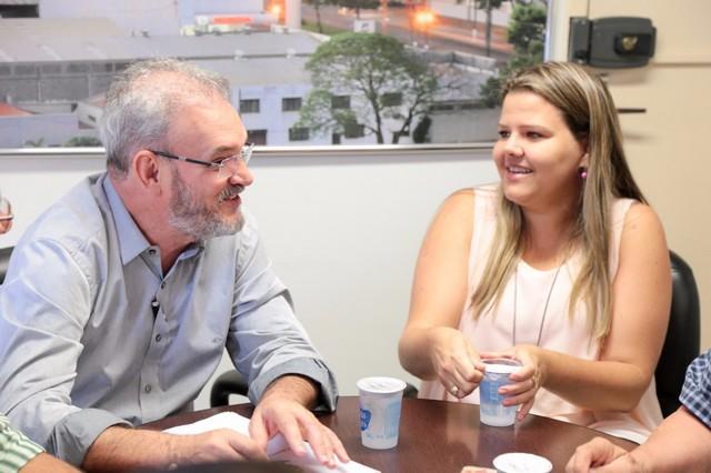 Vereadora Daniela e deputado Geraldo Resende fazem seminário nacional nesta sexta-feira em Dourados - Foto: Assessoria