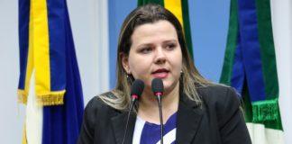 Projeto da vereadora Daniela Hall cria Agosto Lilás contra a violência doméstica - Foto: Thiago Morais