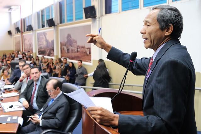 Elias Ishy pede maior transparência com informações do Estado - Foto: Eder Gonçalves