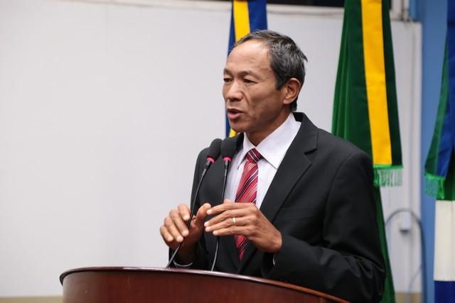 Elias Ishy pede liberação de recursos e providências para efetivação da política de educação indígena - Foto: Eder Gonçalves