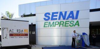 """Campanha """"Acorda MS - Chega de Impostos"""" foi retomada nesta sexta-feira pela Fiems - Divulgação"""