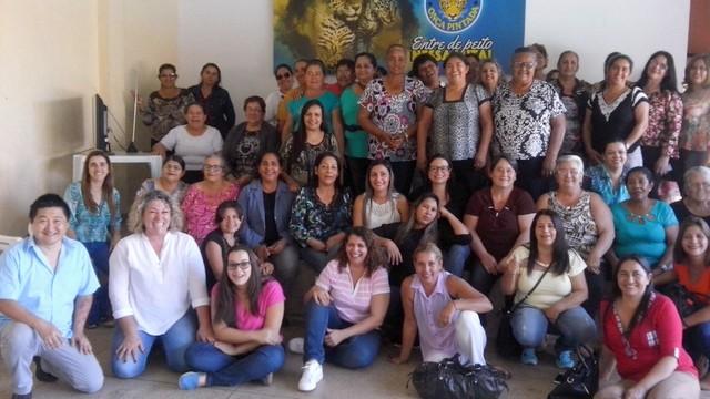 Mutirão foi realizado neste sábado, 29, na sede da entidade, em Campo Grande - Divulgação