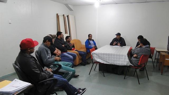 Kaká comandou a reunião que foi realizada nas dependências da FUNED - Foto: Waldemar Gonçalves - Russo