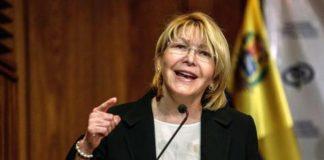 Luisa Ortega Díaz, ex-procuradora-geral da Venezuela – Foto: Ansa