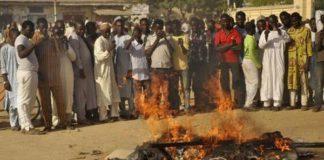Nigéria sofre com ataques terroristas do Boko Haram – Foto: arquivo AP