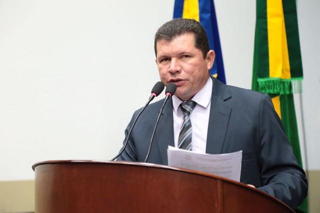 Olavo Sul busca melhorias para o Parque Alvorada - Foto: Assessoria