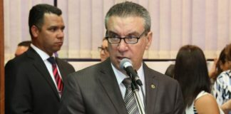 Deputado estadual Paulo Corrêa(PR) – Assessoria ALMS