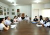 Prefeita Délia Razuk e secretário José Elias Moreira se reuniram com membros da Agepan na manhã desta terça-feira, 1° – Foto: A. Frota