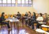 Parte da equipe organizadora se reúne para acertar os detalhes do Congresso – Foto: Decom