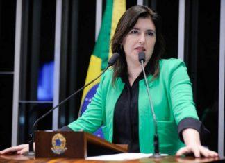 Simone Tebet, senadora do PMDB/MS, é a relatora do PEC – Divulgação Agência Senado