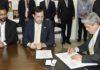 Conselheiro Waldir Neves, presidente do TCE-MS, assina Termo de Cooperação - Assessoria