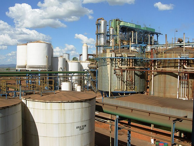 Biotecnologia já está presente no Brasil – usinas de etanol são exemplo - Foto: Embrapa Agroenergia