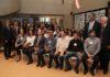 Junior Mochi junto a deputados estaduais com os novos servidores empossados - Foto: Rachid Waqued