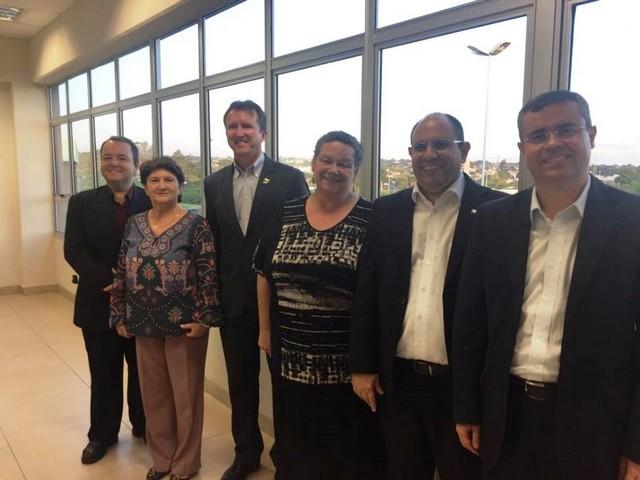 Posse do Conselho de Reitores de MS será às 9h, no plenário Júlio Maia, da Assembleia Legislativa em Campo Grande - Divulgação