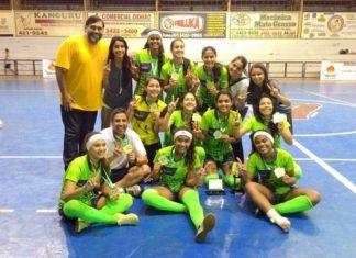 Time de Campo Grande, campeão de 2016 - Assessoria