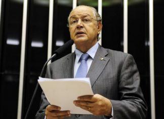 Deputado federal Luiz Carlos Hauly (PSDB/PR), relator da reforma tributária na Câmara dos Deputados - Assessoria