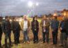 Délia entrega iluminação restaurada na Avenida Guaicurus - Foto: Assecom