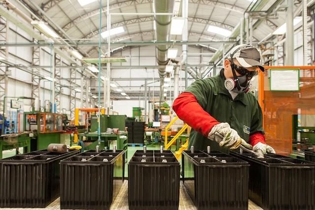 Segundo Sindipeças, vendas da indústria de autopeças cresceram 16,3% no 1º semestre deste ano – Foto: Duda Carvalho