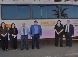 Unidade móvel vai permitir levar o atendimento às localidades afastadas dos centros urbanos - Foto: Alvaro Herculano