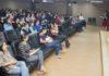 Curso de Nutrição da UNIGRAN preparou ciclo de palestras para recepcionar os acadêmicos no 2º semestre letivo – Foto: Decom